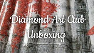 DAC BOGO Free Diamond Painting UNBOXING