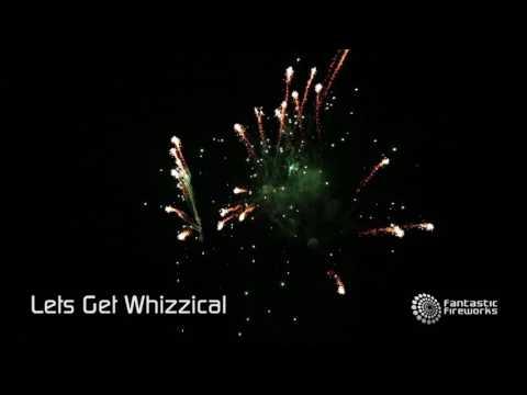 Fantastic Fireworks Lets Get Whizzical - 21 shot firework