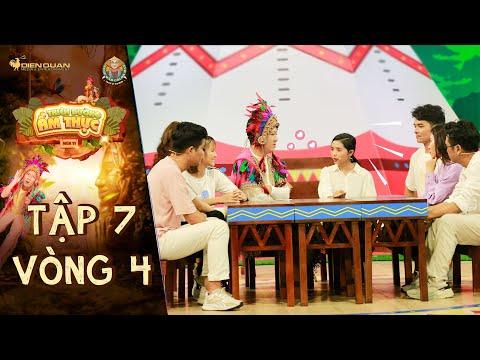 Thiên đường ẩm thực 6 | Tập 7 Vòng 4: Trường Giang ngỡ ngàng với quán ăn của cô chủ quán đẹp trai