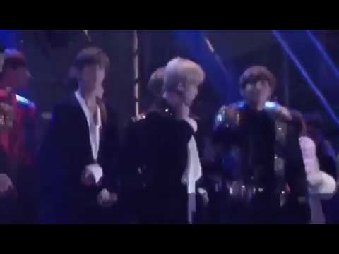 BTS reaction to B.A.P Skydive