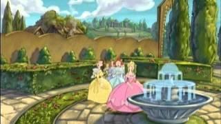 la princesse et le porcher dessin animé conte d'andersen