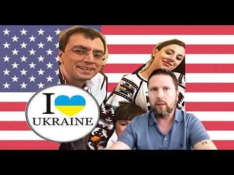 С верой на Украину