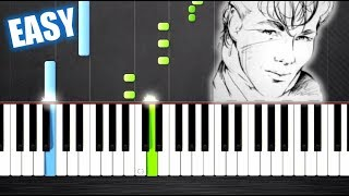 a-ha - Take On Me - EASY Piano Tutorial by PlutaX