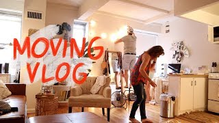 Moving into my NYC studio apartment | vlog