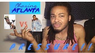 Chasing Atlanta: Je'Twahn's Madness VS Oliver's Greatness