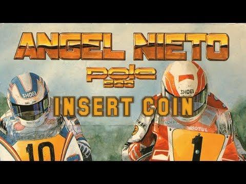 Angel Nieto Pole 500 (1990) - PC - Modo Mitin en Circuito de Jerez
