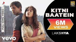 Kitni Baatein - Lakshya   Hrithik Roshan   Preity Zinta