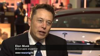 Elon Musk laughs at idea of HS2 being progress