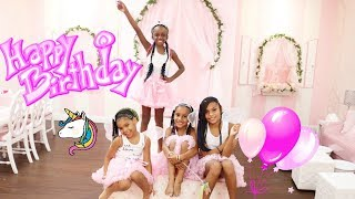 HAPPY BIRTHDAY YAYA VLOG