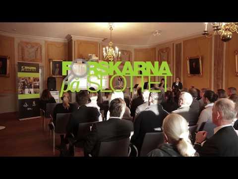 Intervjuer med värdarna Forskarna på slottet 180327