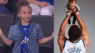 Riley Curry Shows Off VIRAL Dance Moves & Steph Curry SAVAGELY Roasts HIMSELF on IG!