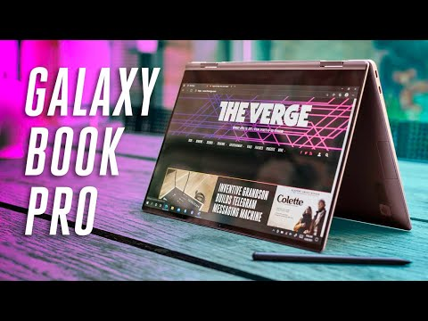 Samsung Galaxy Book Pro and Pro 360 first look: OLED for $999