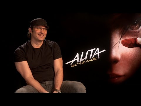 First Crush: Robert Rodriguez