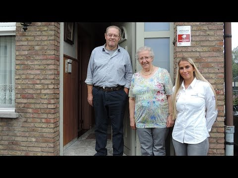 Verisure België | Video testimonial Verisure alarmsysteem SOS Margaretha & Emiel