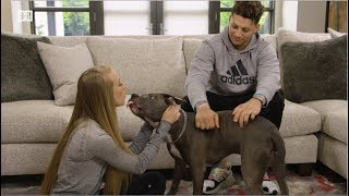 Patrick Mahomes Is Setting Down Roots in the Kansas City Community