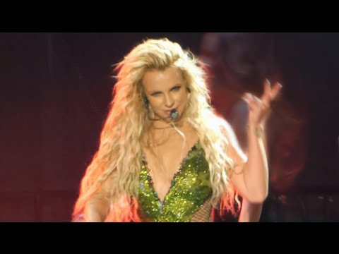 Britney Spears - Break the Ice, Piece of Me (Live From Las Vegas)