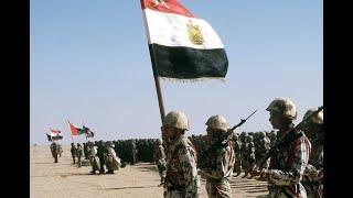 الجيش المصري يقضي على 19 مسلحا في سيناء     -