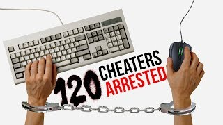 CHINESE POLICE ARREST 120 CHEATERS, DAD PULLS SON FROM SCHOOL TO FOCUS ON PRO GAMING, & MORE