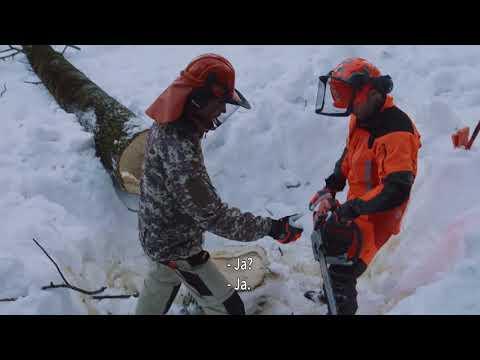 Husqvarna, Next legendary chainsaw, Russia