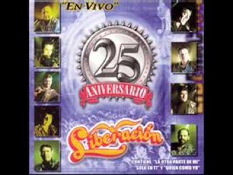 Grupo Liberacion En Vivo 25 Aniversario CD 1 (Audio) Completo