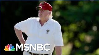 Tonight's Last Word: Golfing Inside The White House   The Last Word   MSNBC