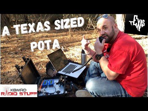 A Texas Sized POTA
