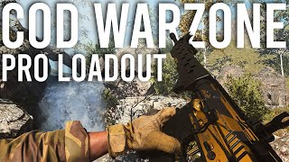 Call of Duty Warzone Pro Loadout