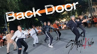 "[KPOP IN PUBLIC] Stray Kids ""Back Door"" Dance Cover By The D.I.P"
