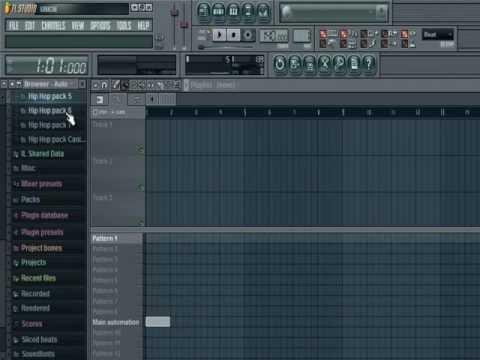 Descargar e Instalar Librerias Rap Para Fl studio 9 (Gratis)