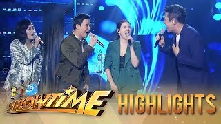 Kyla, Erik Santos, Karylle and Gary V serenade madlang people (Part 2) | It's Showtime