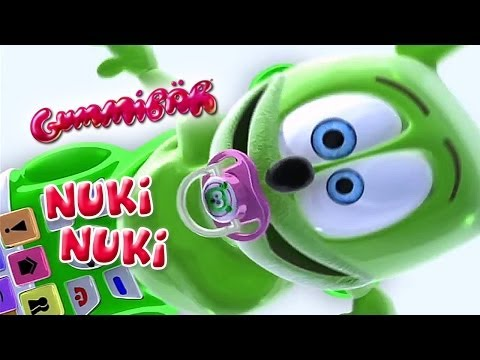 Baixar Nuki Nuki (The Nuki Song) Full Version Gummy Bear