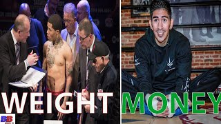 "(WOW) GERVONTA ""TANK"" DAVIS BETTER MAKE WEIGHT OR HE'll PAY ME MILLIONS ! SAYS LEO SANTA CRUZ !"
