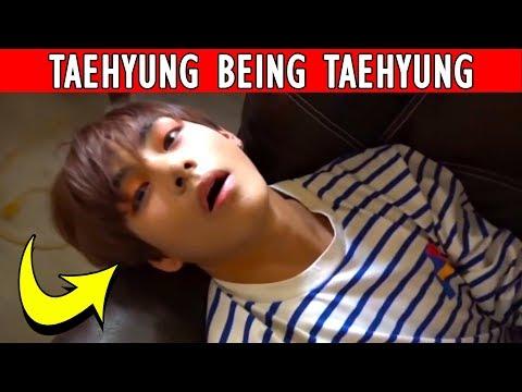 [BTS] Taehyung Being Taehyung | Bangtan Boys