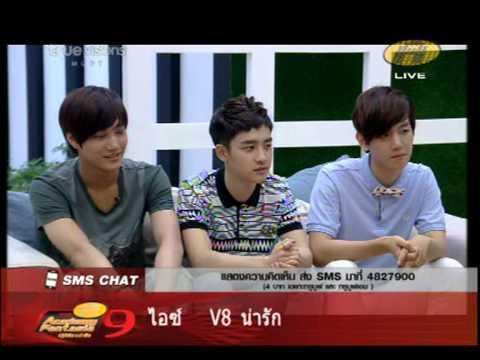 120729 EXO-K @ Academy Fantasia S9