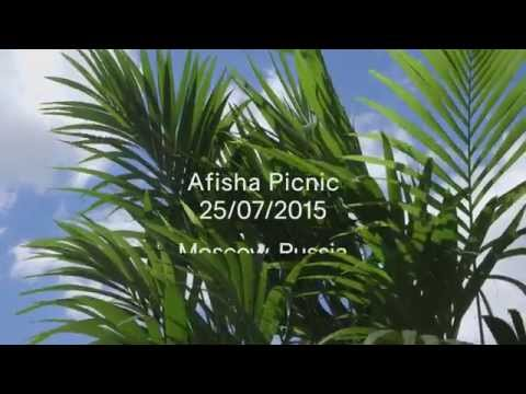 hm.com & H&M Promo Code video: H&M LOVES MUSIC POP-UP STORE AT PICNIC AFISHA FESTIVAL IN RUSSIA 2015