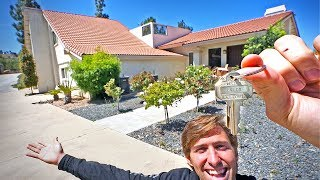 Buying our house at 21!