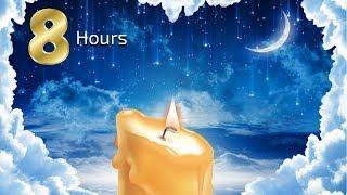 Sleep Meditation for Children | 8 HOUR SLEEPING CANDLE | Bedtime Story for Kids
