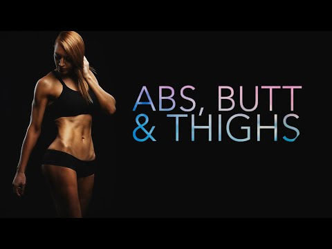 ABS, GLUTES & LEGS (5 Moves That Hit It ALL!)