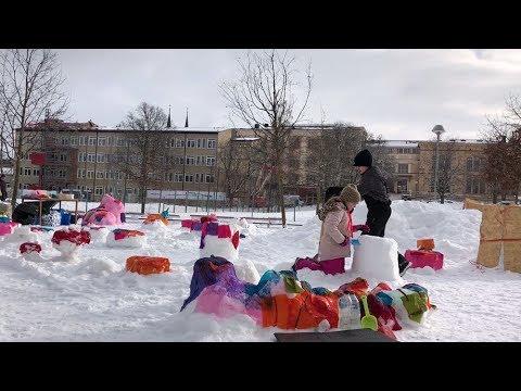 Sportlovet i Uppsala 2018