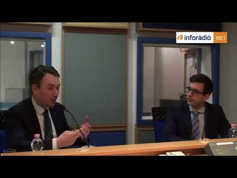 Párbeszéd a gazdaságról - Balatoni András és Ürmössy Gergely az InfoRádióban