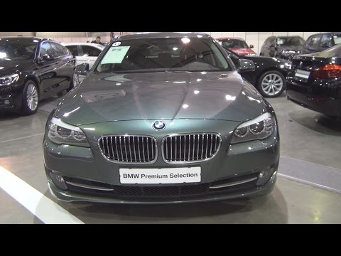 BMW 520d Touring (2012) Exterior and Interior in 3D