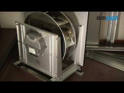 Energy optimization of air handling unit (AHU)