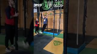 Wod 19.3 VBOT - Nat Greenhorse & Co - Chest to Bar