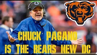 Chicago Bears Hire Chuck Pagano; Ron Zook Fired; Mike Pettine Stays