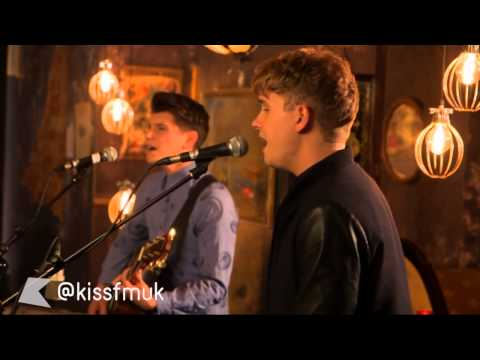 Rixton - Hotel Ceiling (Acoustic) | KISS Live Sessions