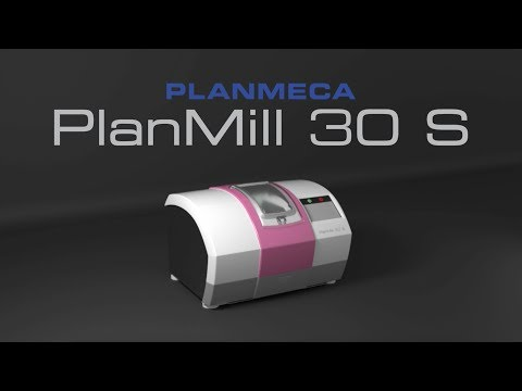 Planmeca PlanMill 30 S – high-accuracy chairside milling machine