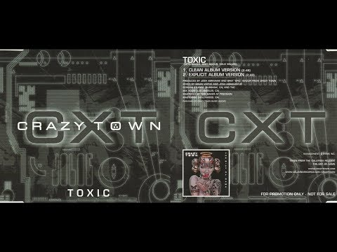 Toxic (Explicit Album Version)