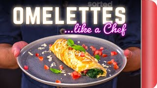 THIS is how a Chef makes the PERFECT Omelette...