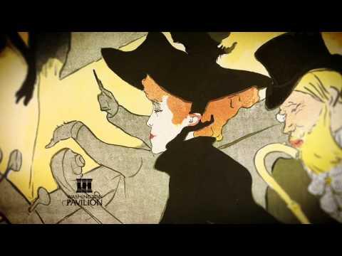 Washington Pavilion: Toulouse Lautrec Exhibit