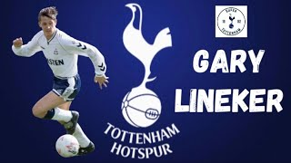 Gary Lineker - All of his Tottenham Goals